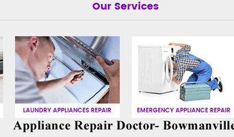 Appliance Repair Bowmanville - Appliance Repair Doctor (289) 276-0917