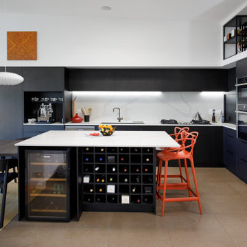 Teneriffe Kitchen & Living Area Project