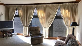 Chestnut living room - before