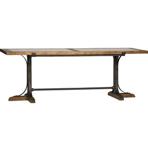 Dining Table EuroLux Home  Natural Antiqued