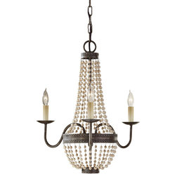 Unique Mediterranean Chandeliers by Lighting New York