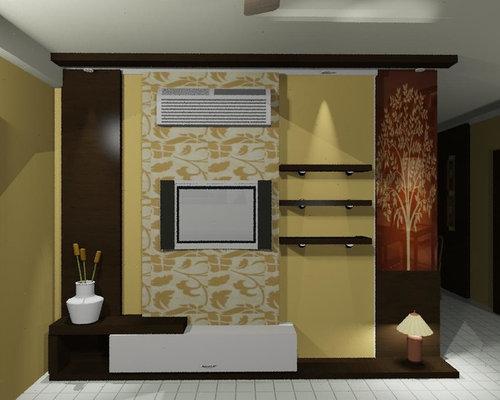 2BHK Apartment Interiors Hyderabad India
