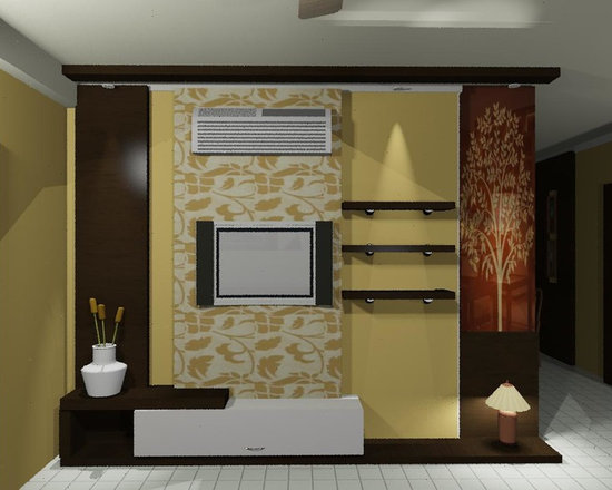 Apartment Interiors Hyderabad India