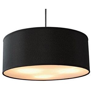Yute Pendant Lamp, Black