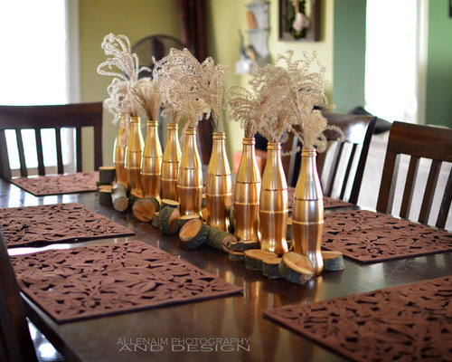 Upcycle and Repursing Ideas for Christmas - Holiday Decorations