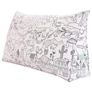 Solid Decorative Diamond Tufted Cotton Throw Pillow Scandinavian Decorative Pillows By Lr Home
