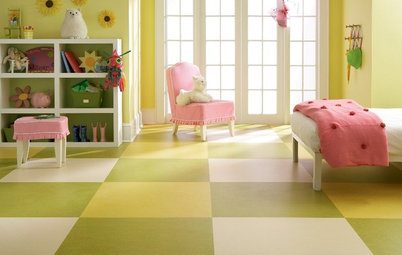 The Case for Linoleum and Vinyl Floors
