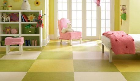 The Case for Linoleum and Vinyl Floors