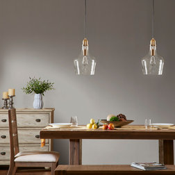 Transitional Pendant Lighting by Olliix