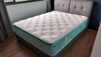 Blue Diamond Icy Cooling Mattress (Hotel Quality at Factory Price) $1499