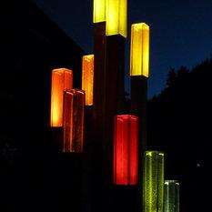 Moderne Gartenbeleuchtung Von Gartenleuchten Bis Pollerleuchten Houzz