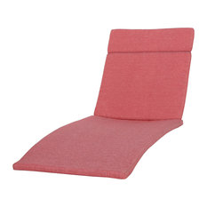 GDF Studio Albany Red Lounge Cushions Only, Set of 2