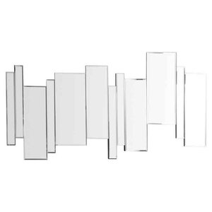 EMDE Axel Barres Decal Wall Mirror, 50x100 cm