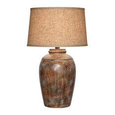 50 most popular southwestern table lamps for 2018 houzz viga burgundy dust table lamp with shade antique silver table lamps aloadofball Choice Image