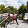 My Houzz: Small-Space Living on a Barge Awash With Smart Ideas