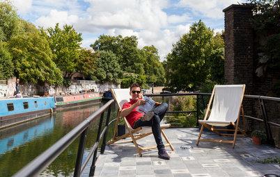 Visita privada: Una casa flotante en el Regent's Canal de Londres