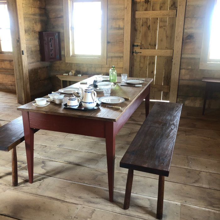 Texas Historical Society - San Felipe de Austin Musuem