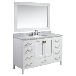 Transitional Bathroom Vanities And Sink Consoles by Beyond Design & More
