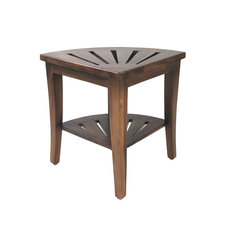 Most Popular Teak Shower Benches and Seats for 2018 | Houzz