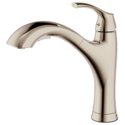 Contemporary Kitchen Faucets by Allora USA