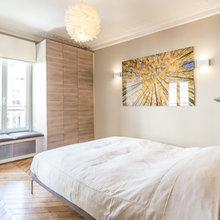 Monceau, appartement contemporain