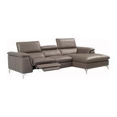 Contemporary Sectional Sofas Houzz