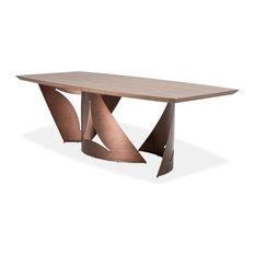 Emma Mason Signature Northville Parallel Rectangular Wood Dining Table