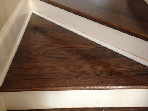 Shoe Molding On Stairs Home Help Amp Reviews Houzz