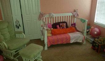 Cleaned Kids Room