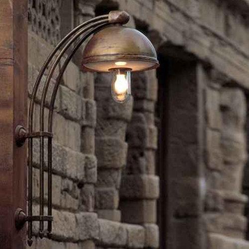 Linea Sarson Exterior Wall LIght - Outdoor Wall Lights