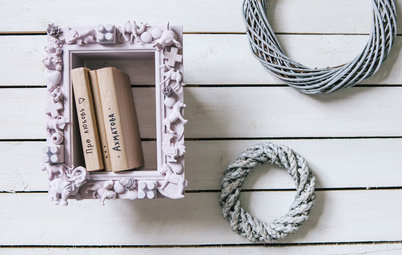 How to Craft a Personalised Picture Frame Shelf