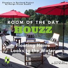 Room of the Day: Home Looks to the Water