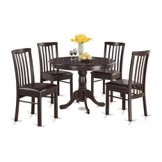 5-Piece Small Kitchen Table And Chairs Set
