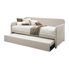 ACME Jagger Daybed and Trundle in Fabric