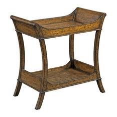 Book Table Woodbridge Sonoma Hand-Planed