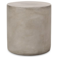 Rone Lightweight Concrete Side Table