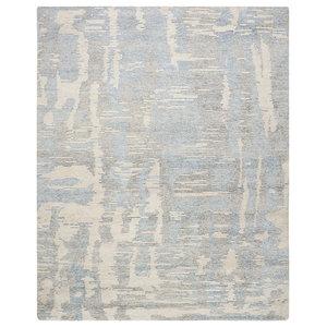 Blue Ellora Rug, 170x225 cm