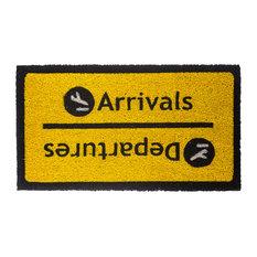 - Felpudo Arrivals/ Departures - Felpudos