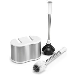 Contemporary Toilet Brushes & Holders by Polder
