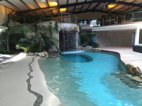 une des plus belles piscines priv es du monde. Black Bedroom Furniture Sets. Home Design Ideas