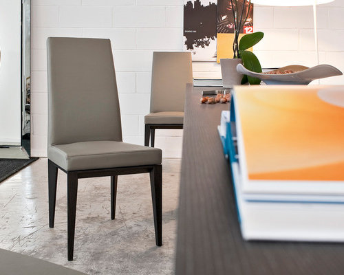 dining chairs by calligaris italy