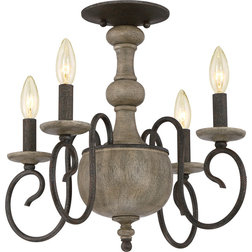 Farmhouse Chandeliers by Better Living Store