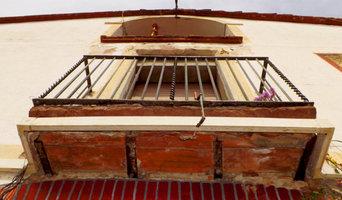 Balcón re modelado