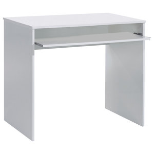 iJoy Computer Table, White