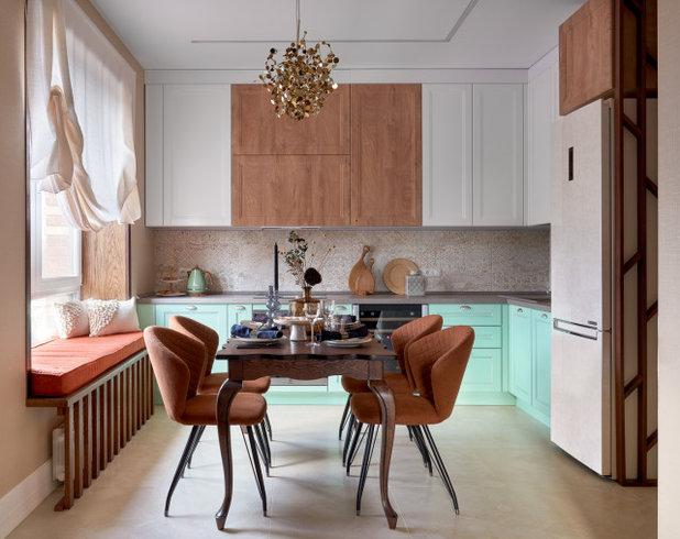 Современный Кухня by IvE-interior