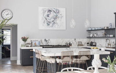 My Houzz: A Couple Completely Revamp a Rundown Victorian Property