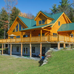 Coventry Log Homes - Woodsville, NH, US 03785