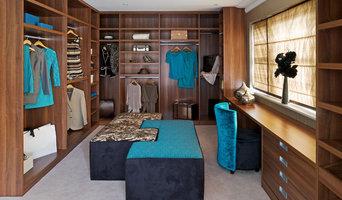 Contact. Artisan Custom Closets