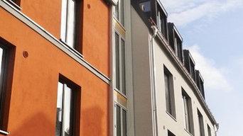 Mehrfamilienhaus Freising