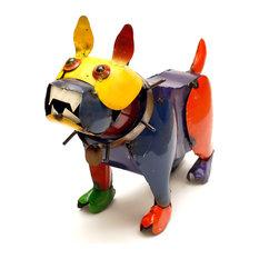 Bull Dog #1 Figurine